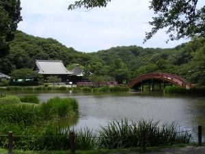 Kanazawa-bunko Temple, photo by JBG