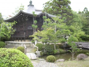 Nijo Castle garden, photo by jbg