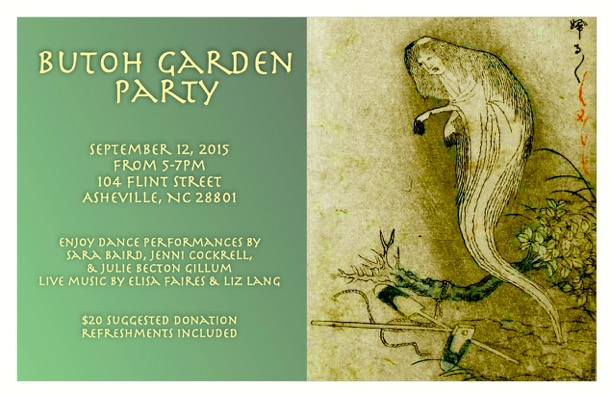 Butoh Garden Party flyer copy