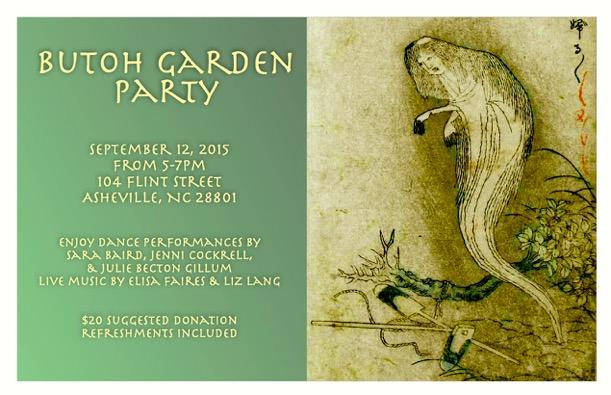 Butoh Garden Party flyer copy