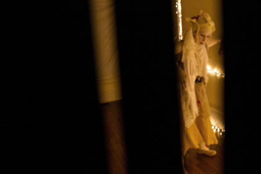 The Dance Of Intimacy Butoh Workshop Asheville Butoh Collective